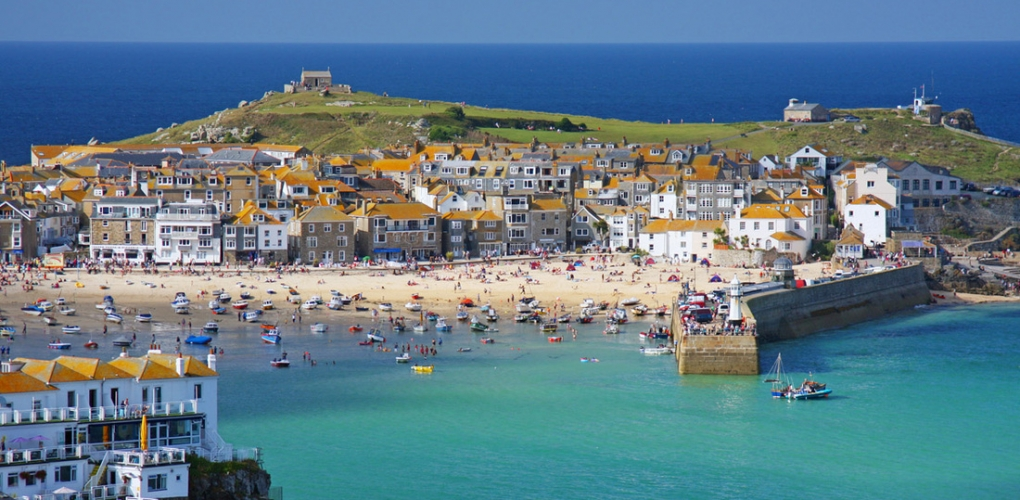 Follow the Cliff Path to St Ives